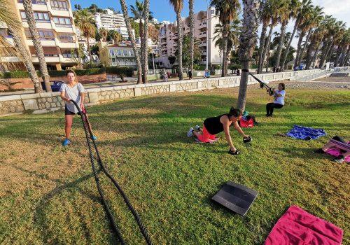 grupo entrenamiento en malaga